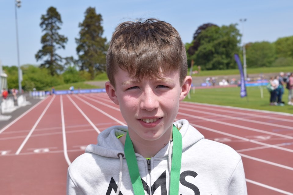 Co Wexford schools excel at Leinster Schools T&F ⋆